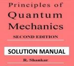 حل مسائل اصول مکانیک کوانتومی رامامورتی شنکار به صورت PDF و به زبان انگلیسی در 328 صفحه